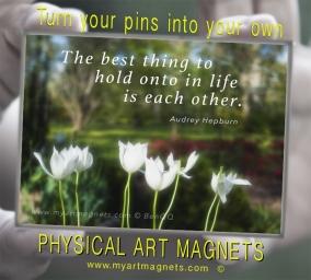 turn your pin