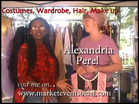 Alexandria Perel--Costumes, Hair, Makeup